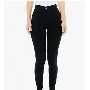 NWOT American Apparel Easy Jeans